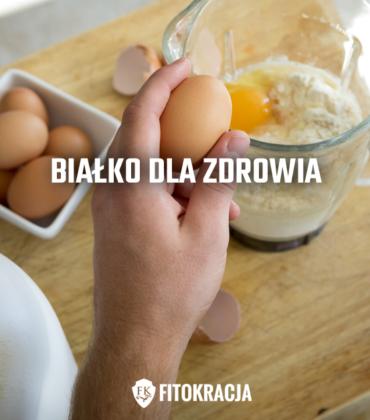 Białka dla zachowania zdrowia i sprawności